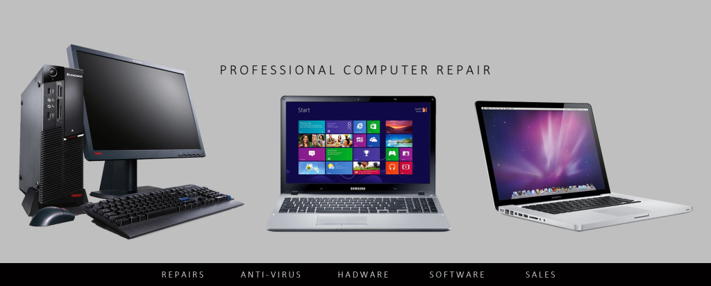 Professional Computer Repair - Repairs, Anti Virus, Hardware, Software, Networking